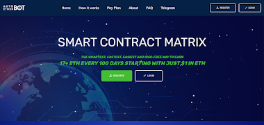 How You Can Earn 17 Ethereum (₦1.7Million /$4360) On AUTOETHERBOT