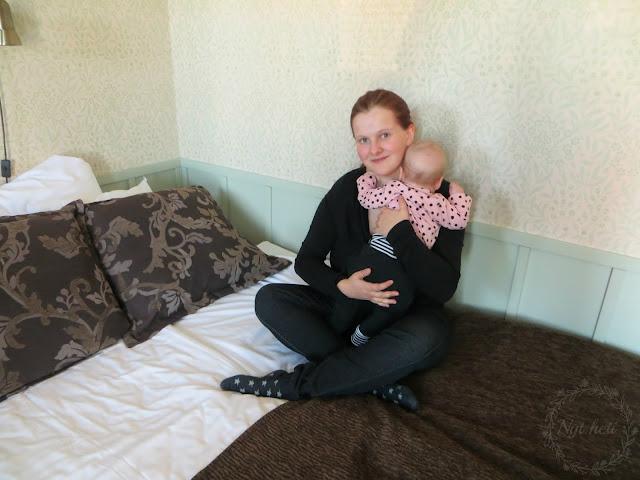 kestävä vauvanvaate
