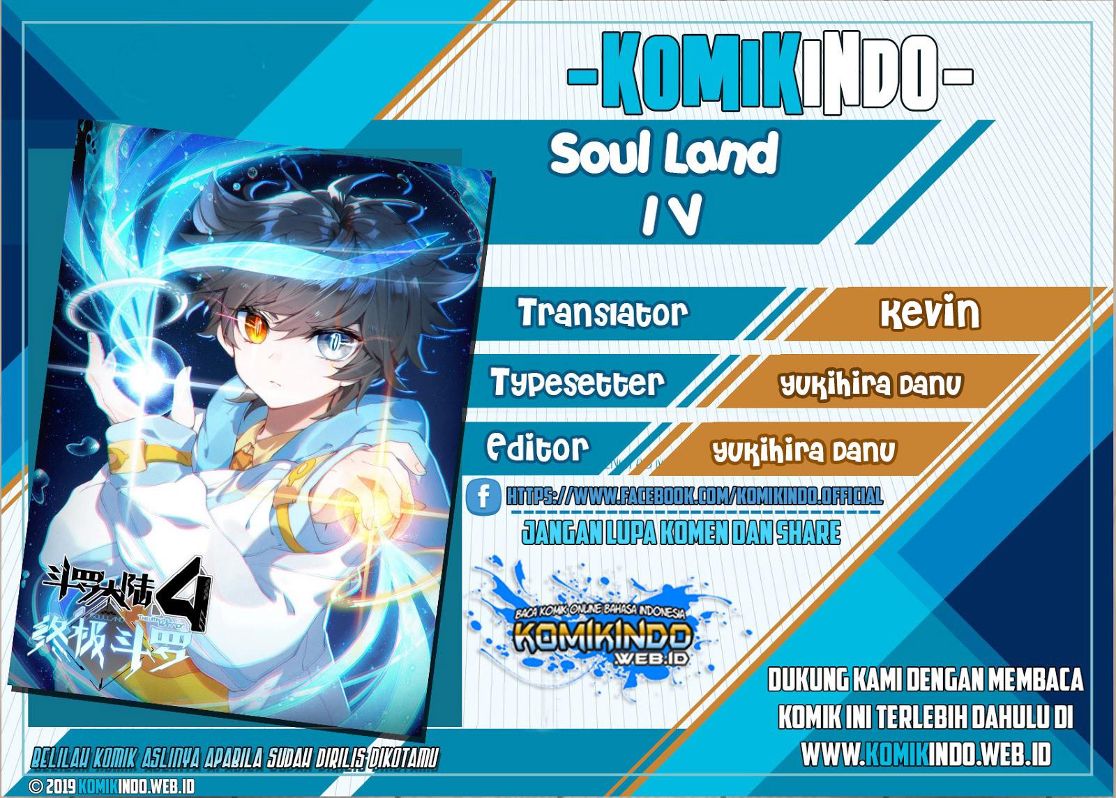 Komik Soul Land IV – The Ultimate Combat Chapter 15 Gambar 1
