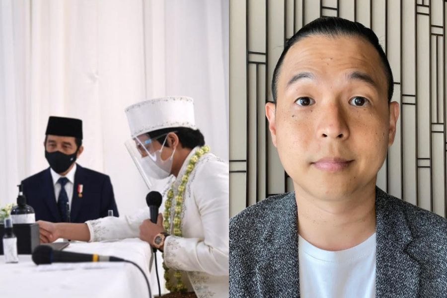 Sekretariat Negara Mengunggah Pernikahan Atta dan Aurel, Ernest Prakasa: Apa Urusannya Sama Negara?