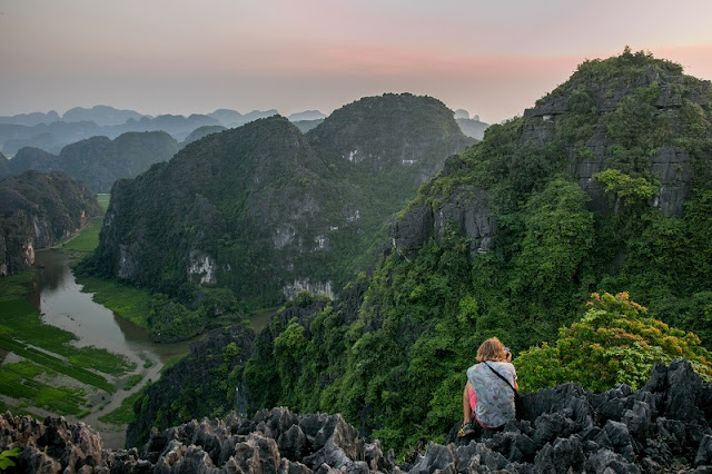 A First-timer's Guide To Visit in Mua Caves, Ninh Binh 1