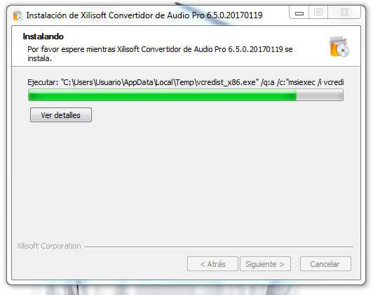 Xilisoft Audio Converter Pro 6.5 Full Español
