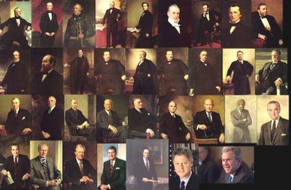 alle amerikanische präsidenten
