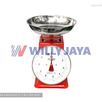 RUBY - TIMBANGAN BESI 10KG (RB-536)