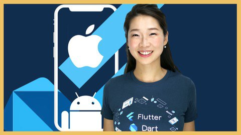 The Complete 2021 Flutter Development Bootcamp with Dart - TechCracked