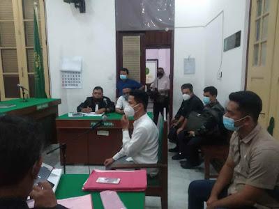 Dugaan Pemerasan Mantan Kasipidsus Kejari Tapsel, Saksi Akui Felix Beberapa Kali Minta Uang