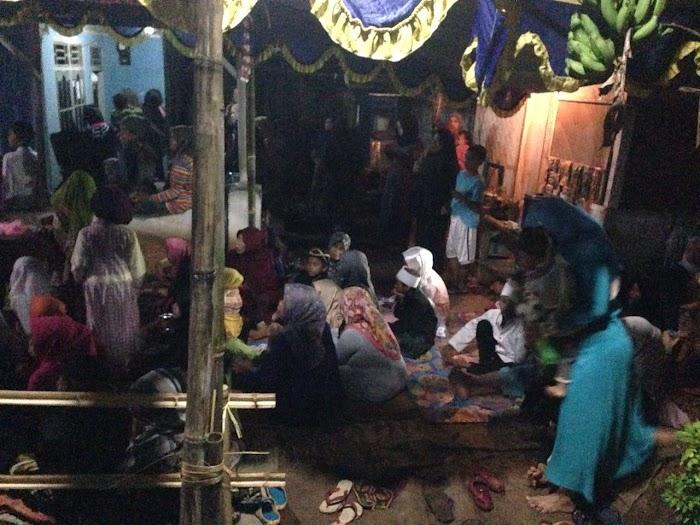 Meriah dalam Kesederhanaan Warga Sempur Memperingati Isra Mi'Raj