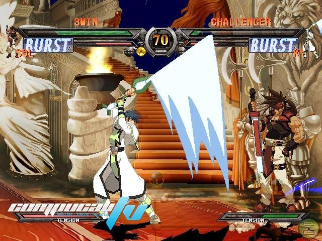 Guilty Gear X2 Reload PC Full