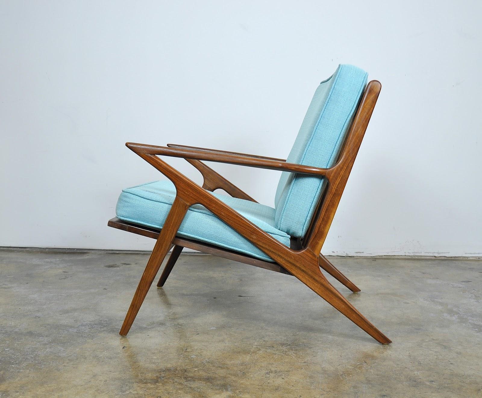 Select modern poul jensen for selig style teak z lounge chair - Poul jensen z chair ...