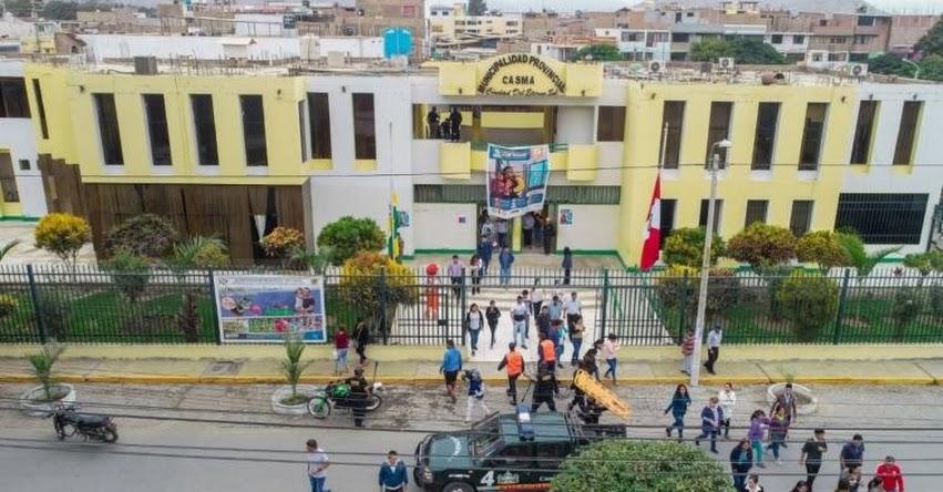 CUARENTENA EN CASMA: Autoridades solicitan mantener aislamiento social obligatorio hasta 7 de setiembre