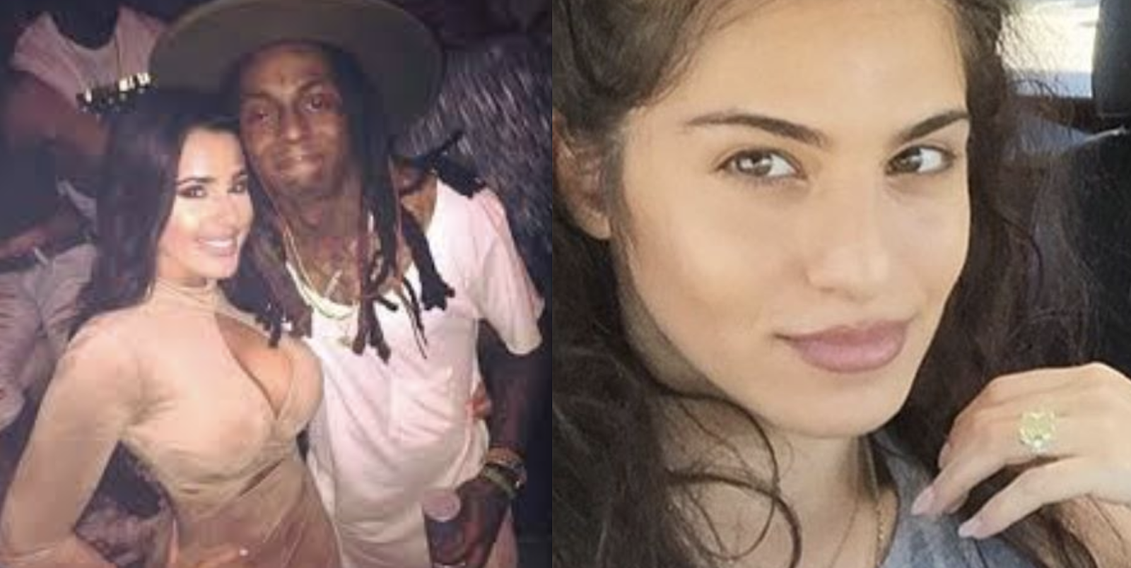 Rhymes With Snitch | Celebrity and Entertainment News ... Lil Wayne Wife 2019