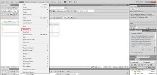 Cara Membuat Hyperlink di Dreamweaver