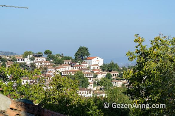Şirince evleri, Selçuk İzmir