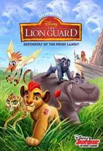 La guardia del león (2016) DVDRip Castellano