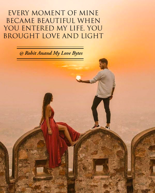 Beautiful Deep Love Quotes with HD Images from Rohit Anand @ My Love Bytes