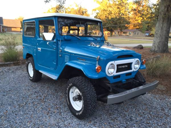1976 toyota fj40 land cruiser. Black Bedroom Furniture Sets. Home Design Ideas