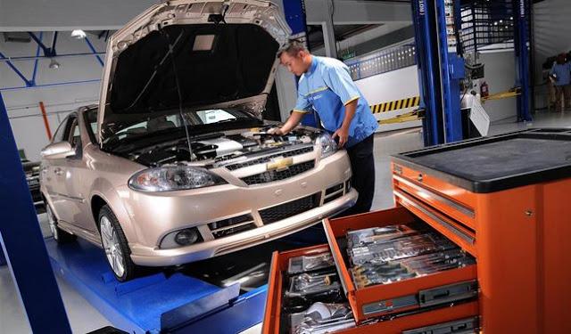 Enam Kegunaan Mobil Di Tune Up dan Bedanya Dengan Service Rutin