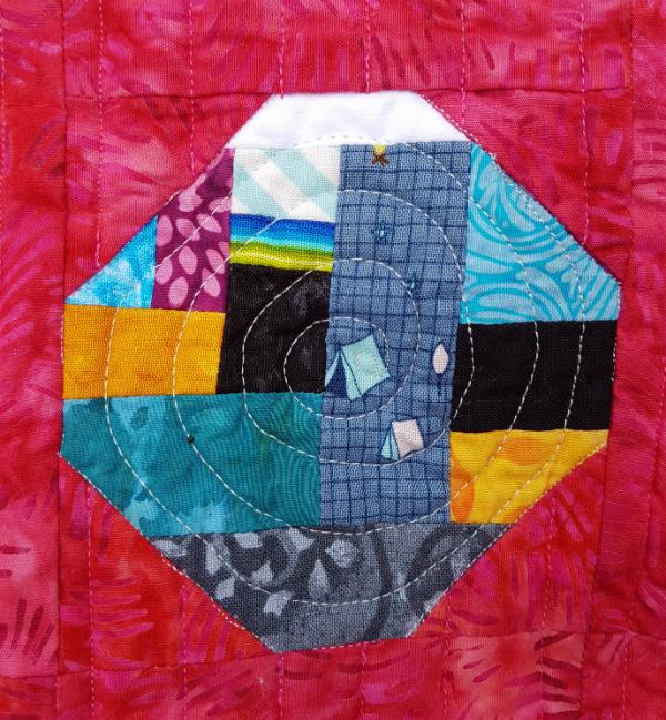 Murrina quilt | DevotedQuilter.blogspot.com