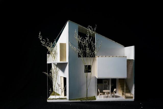 Đồ án cơ sở cải tạo nhà ở của sinh viên kiến trúc UAH