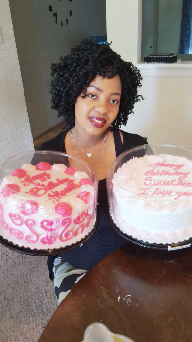 Muyiwa Ademola S Pretty Wife Celebrate New Age In The Us