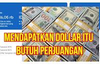 Sulitnya Mendapatkan Uang dari Blog