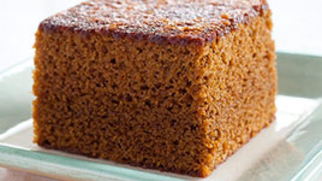 How to Make Classic Gingerbread Cake