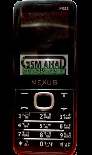 NEXUS NX52 FLASH FILE WITHOUT PASSWORD 10000% FREE