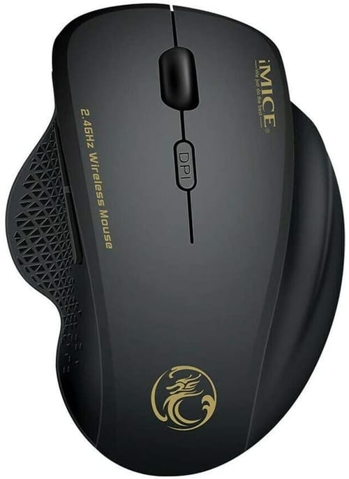 Review AxGear Adjustable Wireless Gaming Mouse