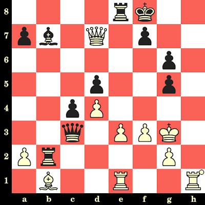 Les Blancs jouent et matent en 4 coups - Vladimir Akopian vs Gildardo Garcia, Los Angeles, 1991