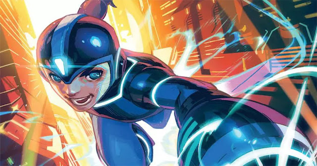 Mega Man: Boom Studios! anuncia nova série de quadrinhos do personagem