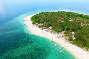 Surga Kecil Dibawah Laut di Pantai Gili Labak