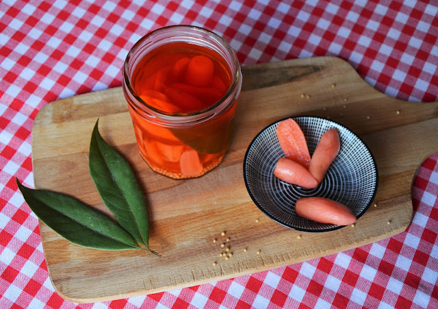 Pickles de radis