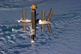 Uzay İstasyonu Ege İle Marmara Üzerinden Geçiş Yaptı