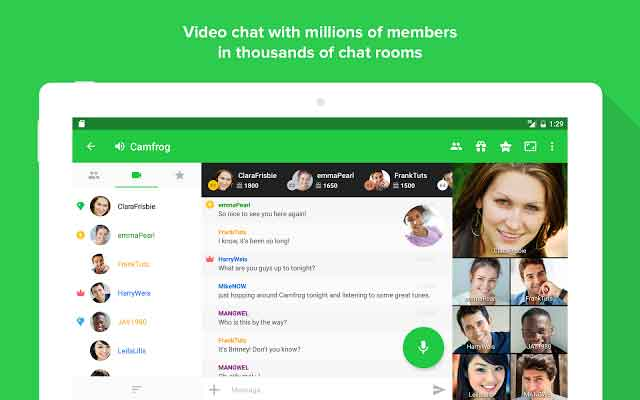 Camfrog Pro Apk Free Download