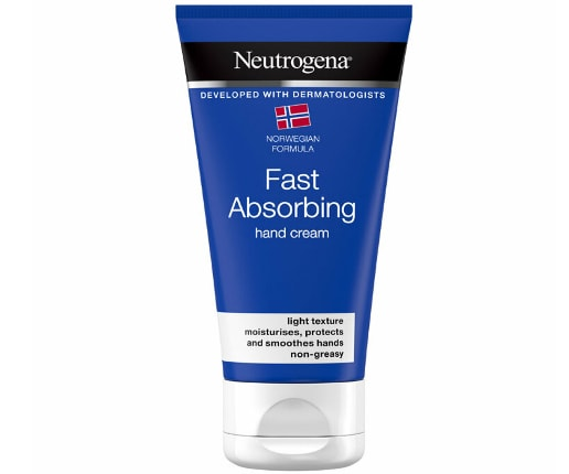 Crema de maini cu formula norvegiana si absorbtie rapida Neutrogena, 75 ml