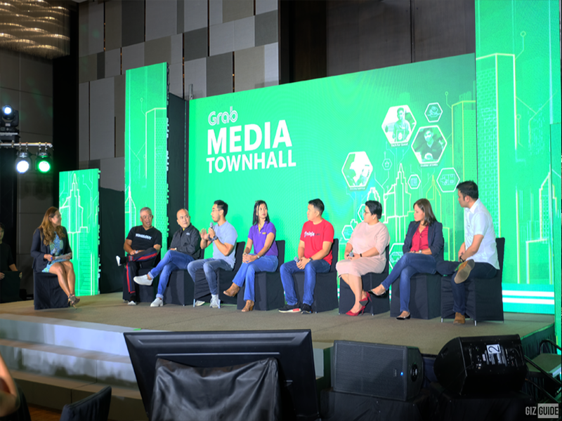 A short discussion on how the Grab PH and its partners will implement the solutions