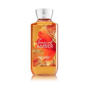 Sữa Tắm Dạng Gel Bath And Body Works Sensual Amber Hàng Xách Tay Mỹ