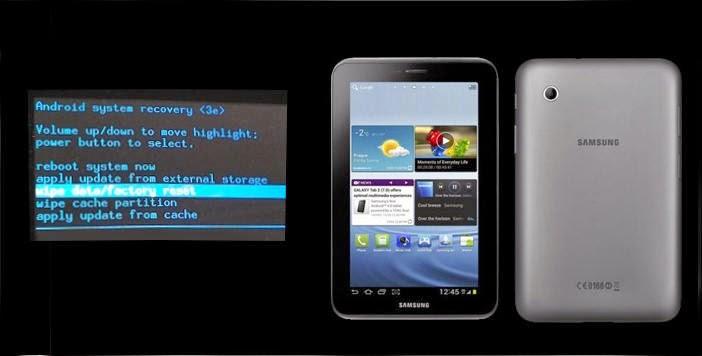 salah satunya dalam menjaga privacy penggunanya Cara Reset Ulang Samsung Galaxy Tab.