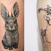 Rabbit tattoo ideas