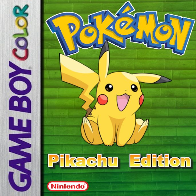 Pokemon Pikachu Edition