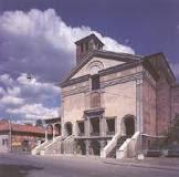 San Sebastián de Mantua, León Battista Alberti