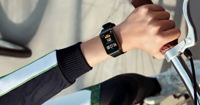 El reloj inteligente que ayuda a monitorear la salud: Huawei Watch Fit ya disponible en Colombia