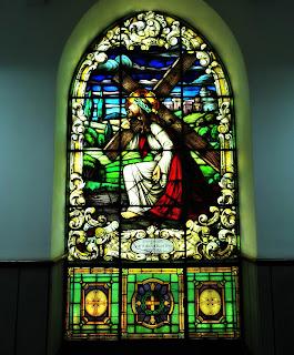 Vitral da Capela Senhor dos Passos, Porto Alegre