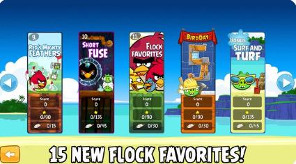 Angry Birds MOD APK