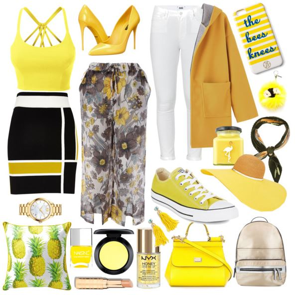 Yellow Struck