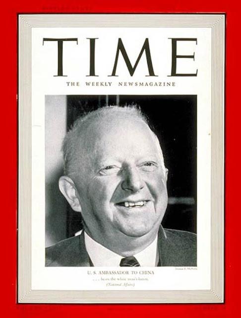 Deceased US Ambassador J. Butler Wright on the cover of Time, 11 December 1939 worldwartwo.filminspector.com