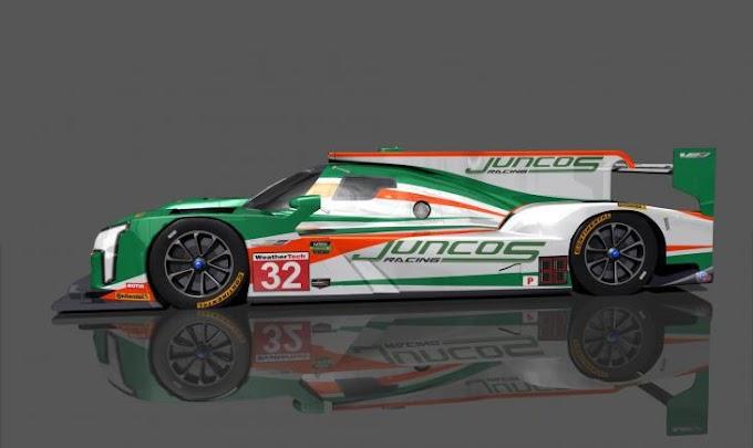 Juncos Racing se suma a la serie IMSA
