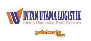 Lowongan Kerja PT Intan Utama Logistik