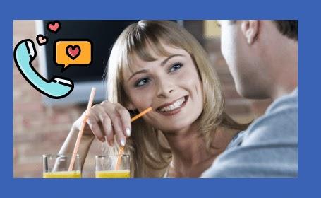 كيف تبدأ محادثة مع شخص تحبه