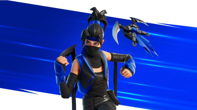 Fortnite: how to get the Indigo Kuno skin and its backpacking accessory for free